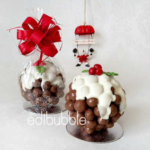Chocolate Christmas Giftsraparperisydan