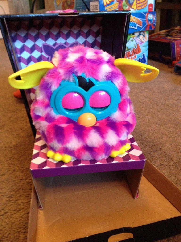 Furby Boom App Furby b...