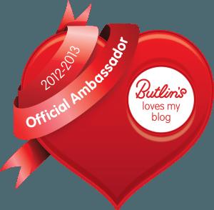 Butlins Ambassador Badge