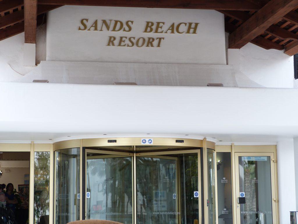 Sands Beach Resort, Lanzarote
