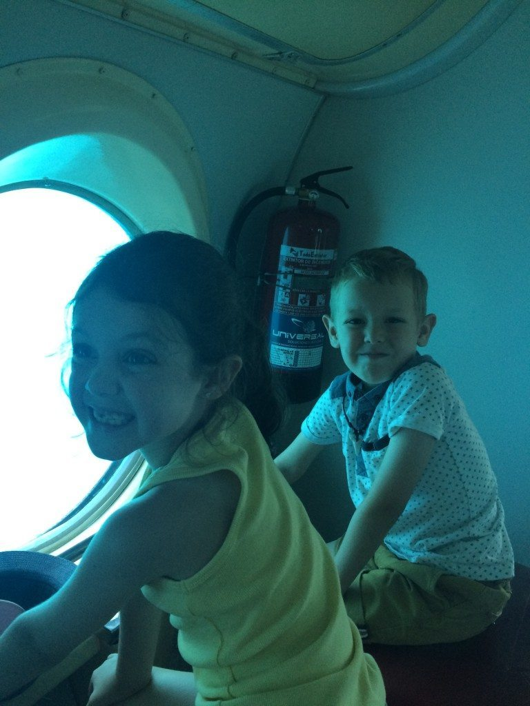 Submarine Safari