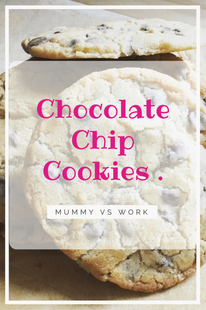 Easy to make chocolate chip cookies that the whole family will love!