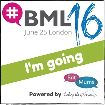 We're heading to BritMums Live 2016!