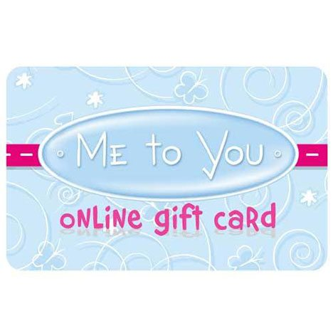 *Prize Draw* £20 Me to You Bears Online Voucher