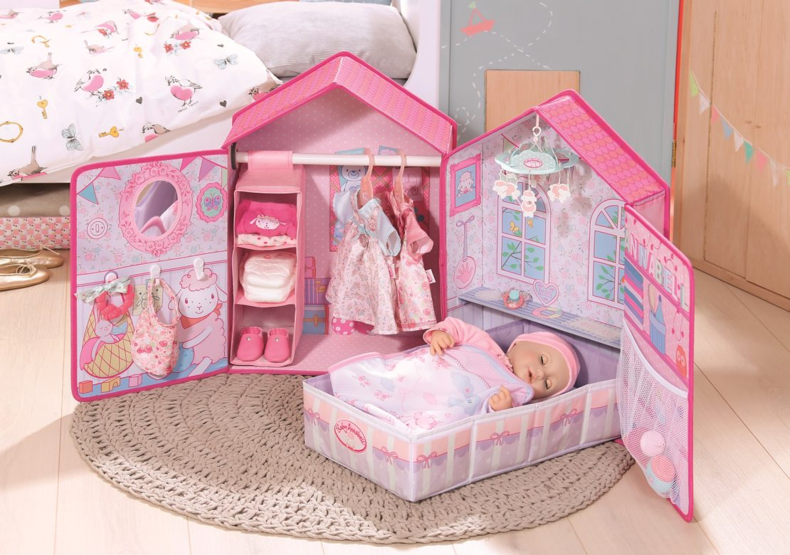 *Christmas Prize Draw Day 5* Baby Annabell bedroom