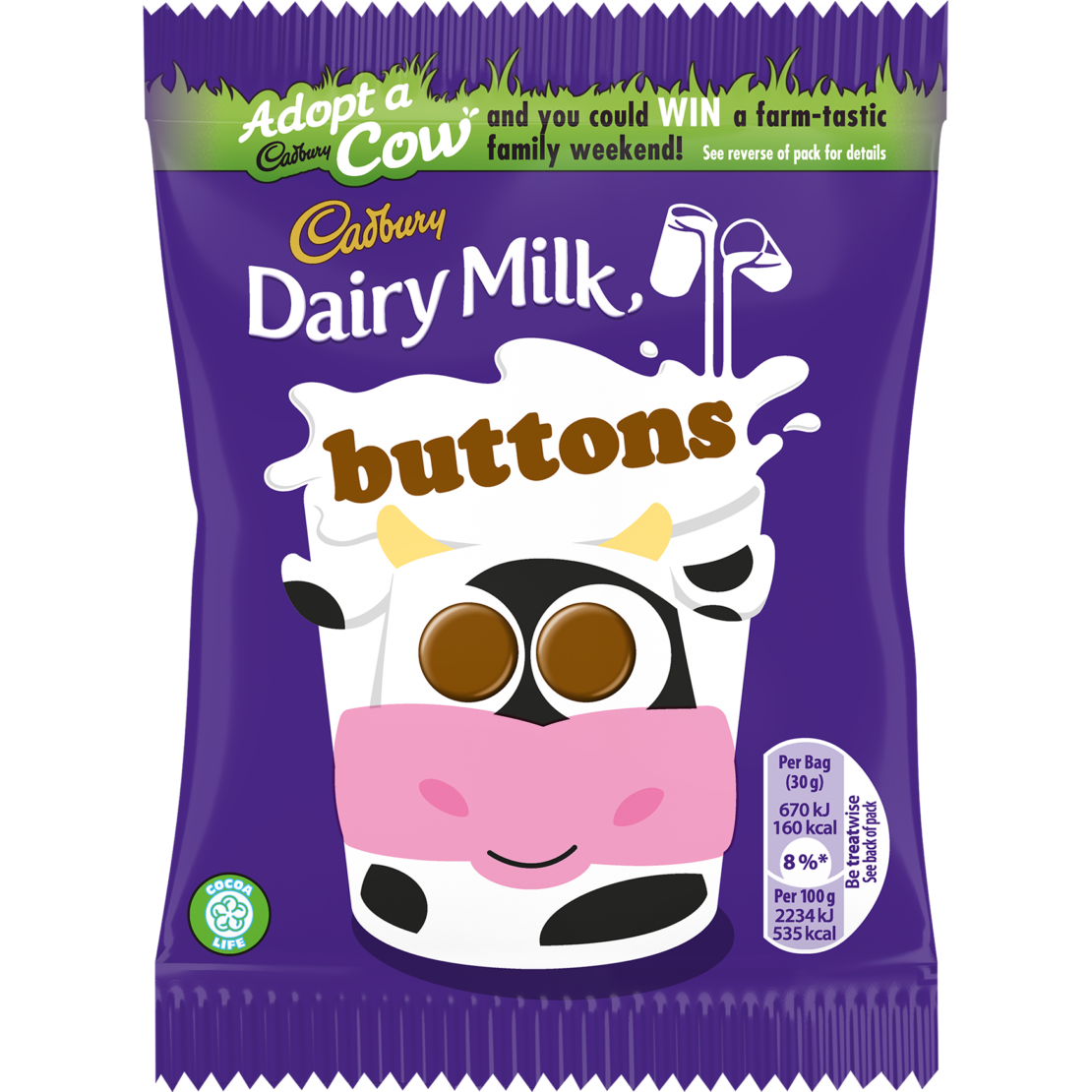 Cadbury event for your little Pi-Cow-So and a chance to win some chocolate!