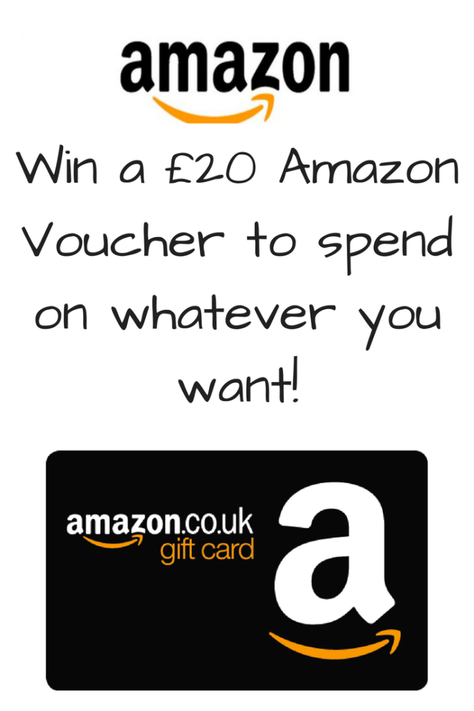 *Prize Draw* £20 Amazon Voucher - Mummy Vs Work