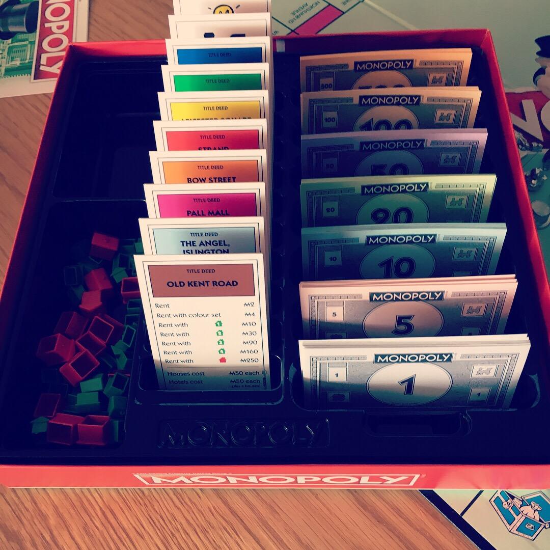 Monopoly Classic Alte Version