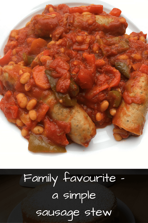 Sausage Stew - Simple family favourite