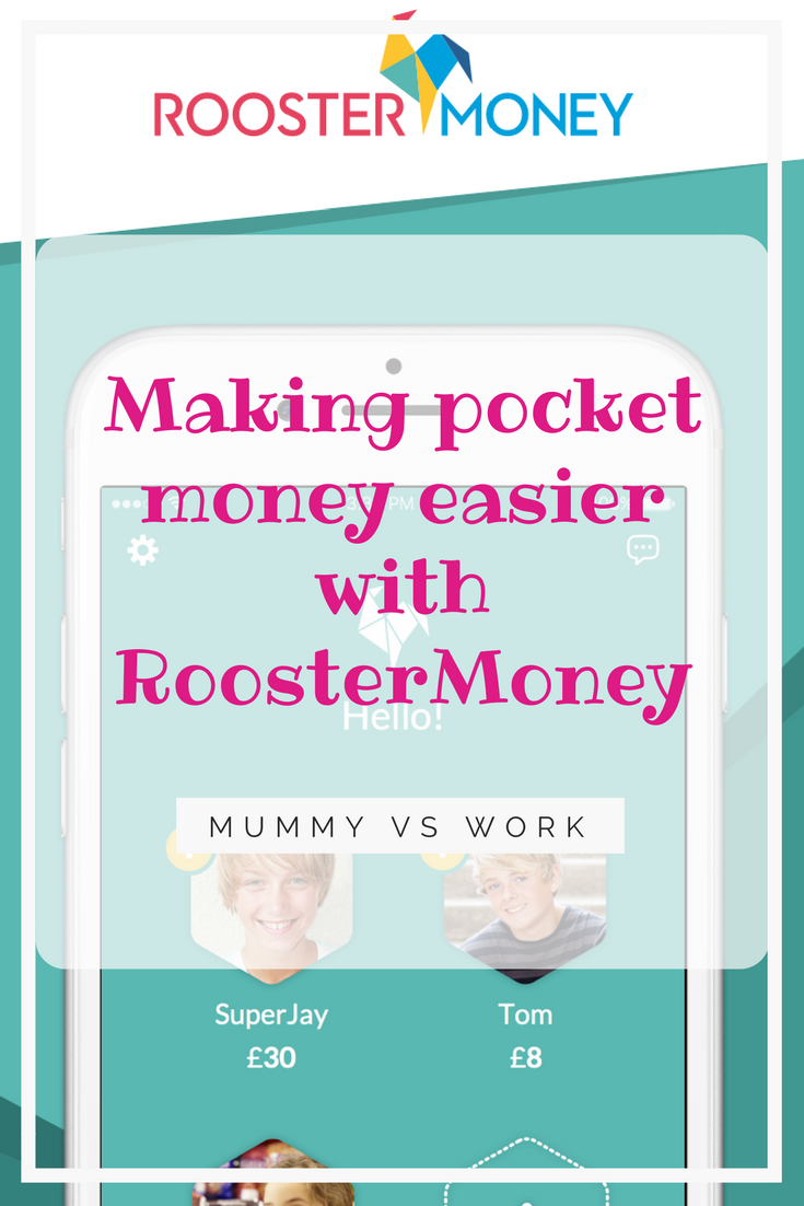 Making pocket money easier with Roostermoney
