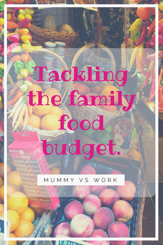 Tackling the family food budget