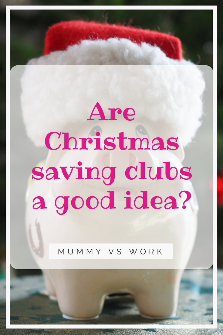 Are Christmas saving clubs a good idea?