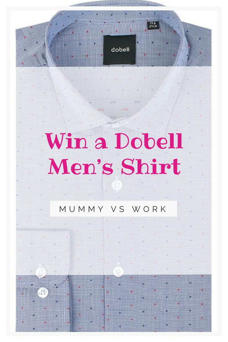 *Prize Draw* Dobell shirt – Men's