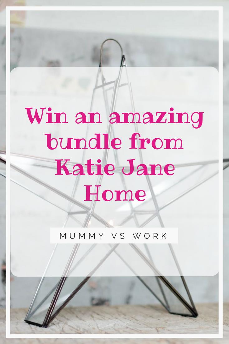 *Prize Draw* Katie Jane Home bundle