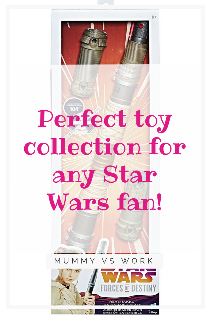 Perfect toy collection for any Star Wars fan!