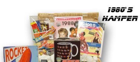 *Prize draw* Decade hamper from Sweet & Nostalgic
