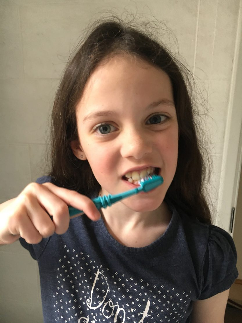 How to help protect pre-teen's teeth with new Aquafresh Advance 9-12