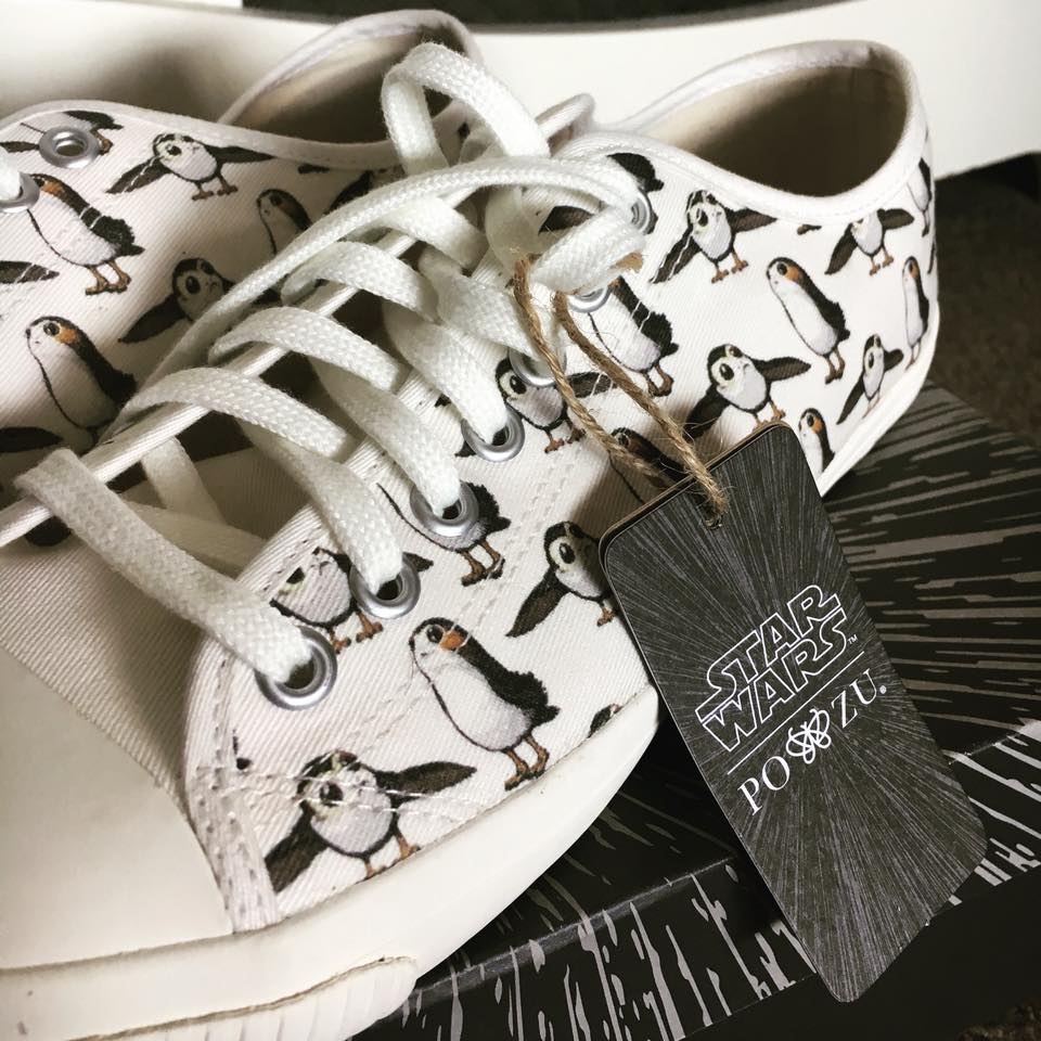 *Review* Po-Zu Porg lace up sneakers