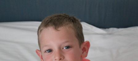 Dear Ethan… Happy 8th Birthday!