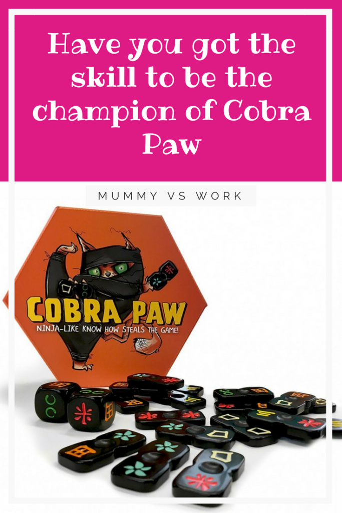 Have you got the skill to be the champion of Cobra Paw