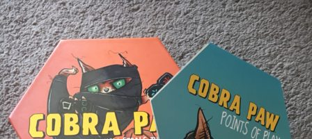 *Review* Cobra Paw