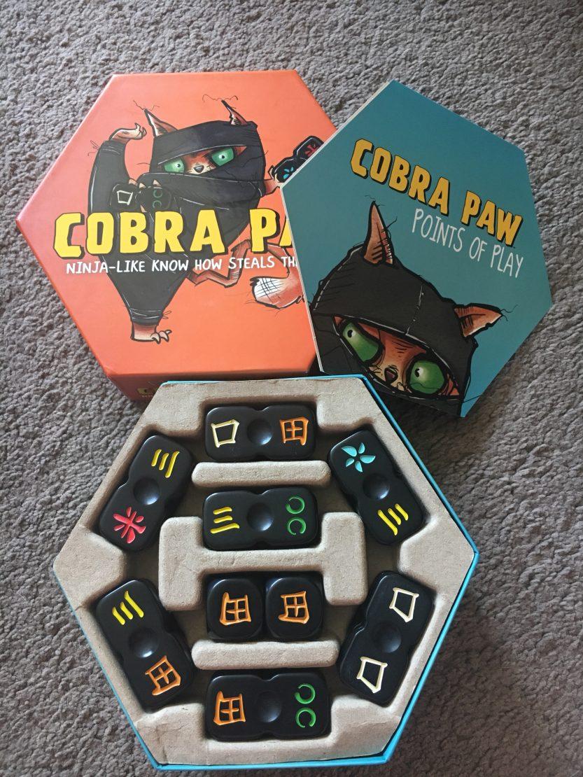 Review - Cobra Paw