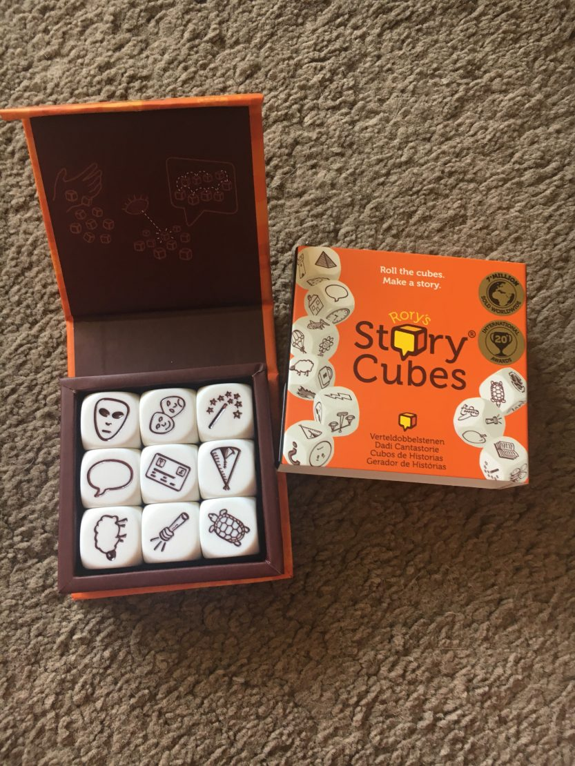 Rory's Story Cubes - Review