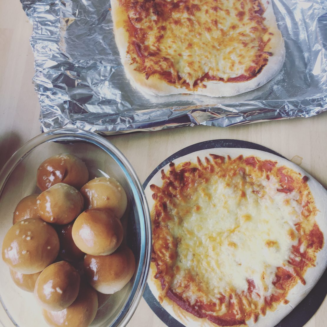 My likes and loves: July 2018 #Homemadepizza
