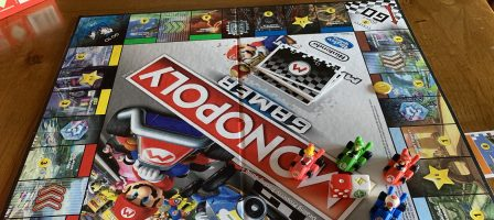 *Review* Monopoly Gamer Mario Kart