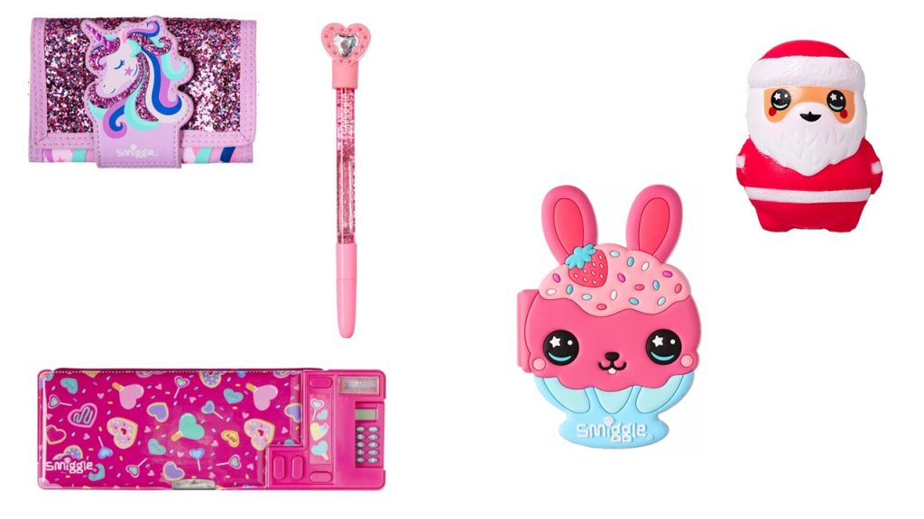 Win a A bundle of goodies from Smiggle 2