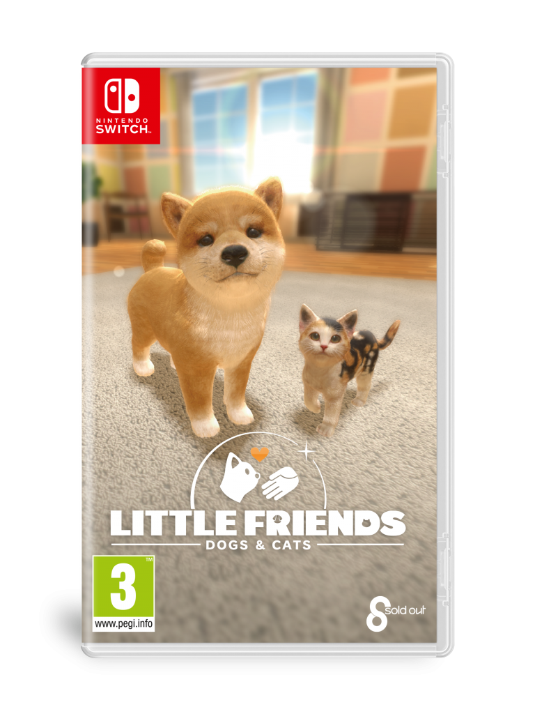 Little Friends: Dogs & Cats on Nintendo Switch