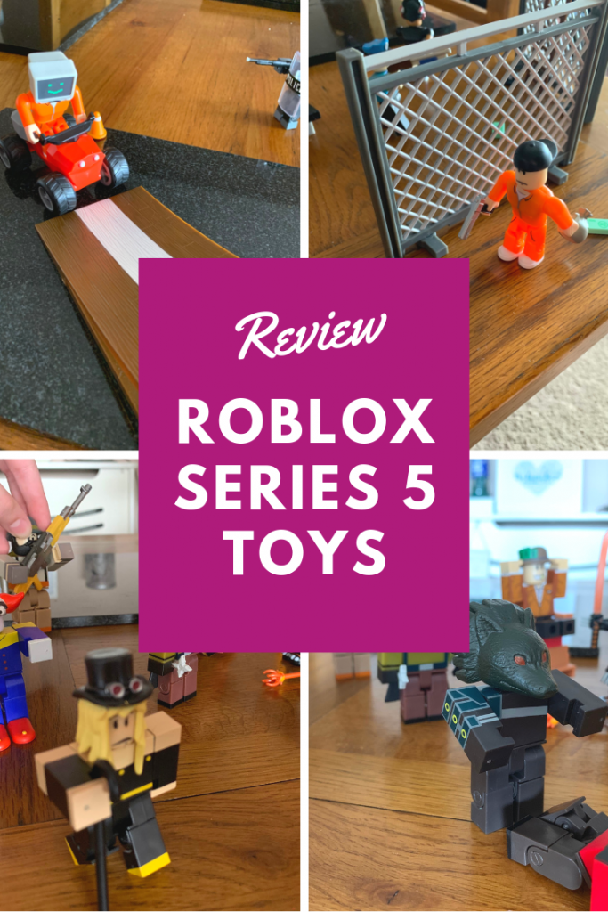 Review of Roblox Series 5 Toys