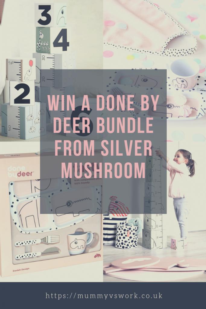 Done by Deer bundle from Silver Mushroom
