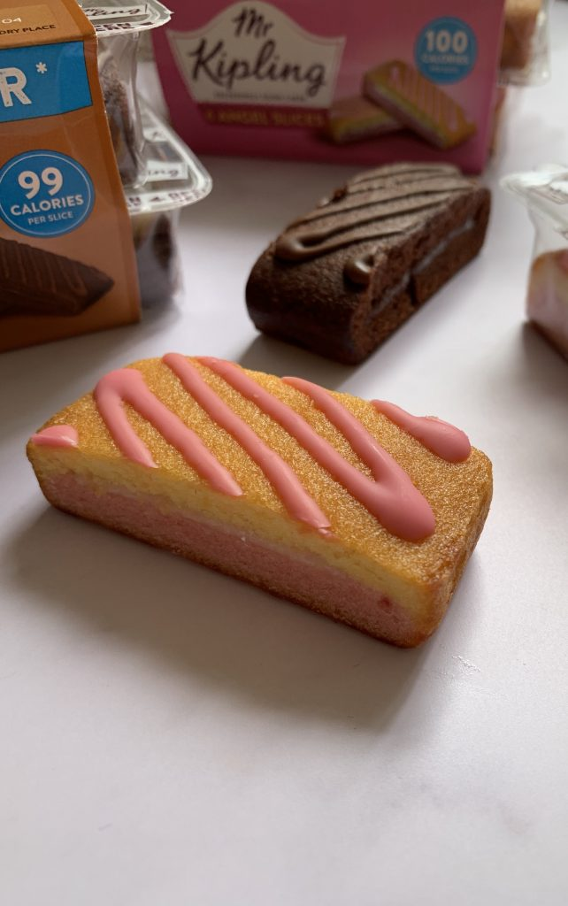 Introducing you to Mr Kipling new slices plus your chance to win!
