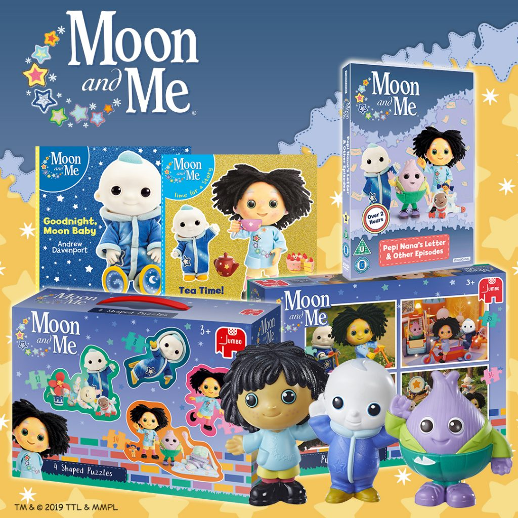 Win a Moon and Me bundle