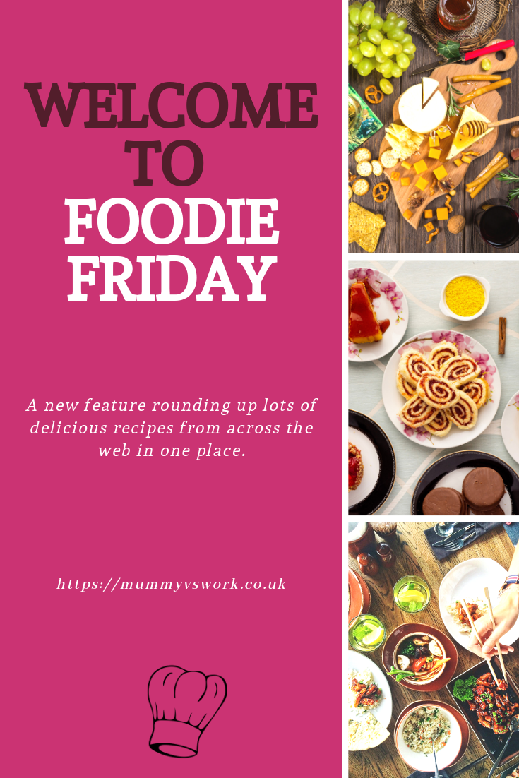 Welcome to Foodie Friday - a new feature rounding up the best recipes on the web! This weeks linky is for slow cooker recipes #SlowCooker #Recipes #Food