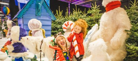 *Prize Draw* Family tickets to Winter Funland in Manchester