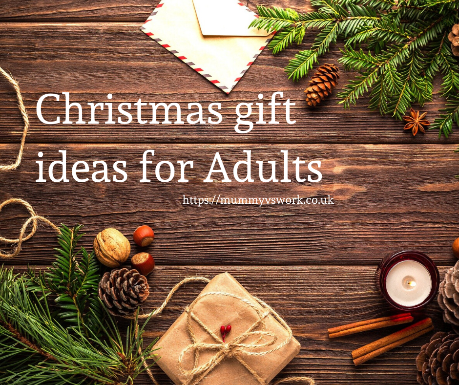 Christmas gift ideas for adults