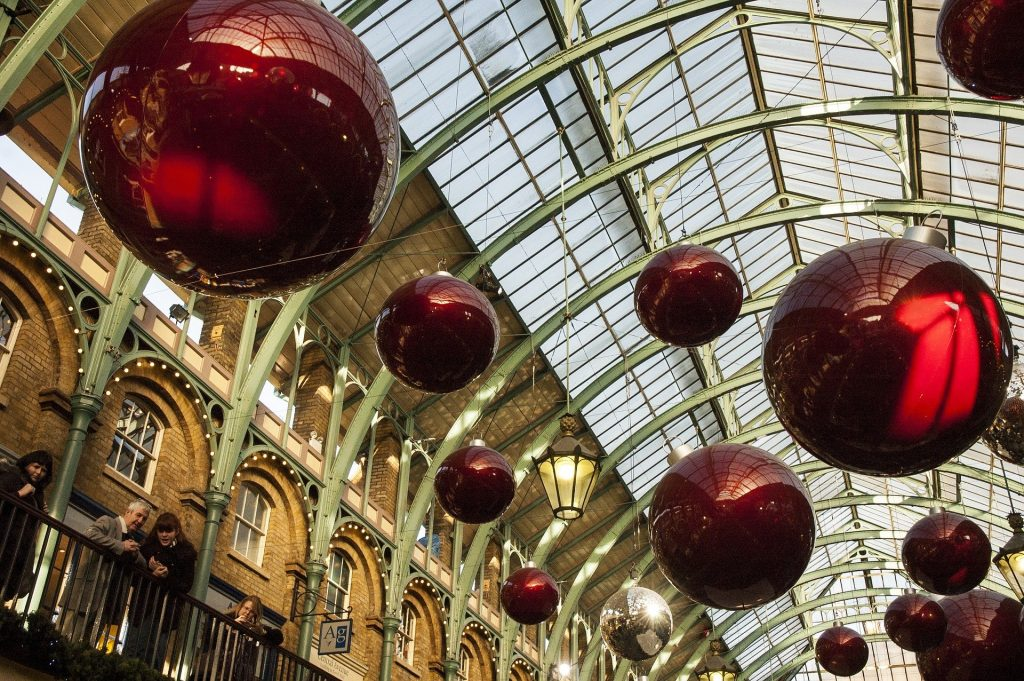 Things to do in London over the festive period