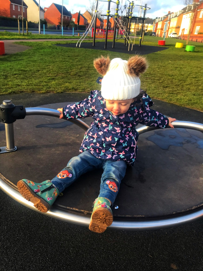 Outdoor fun during the winter months