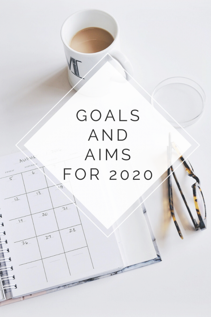 Goals and Aims for 2020