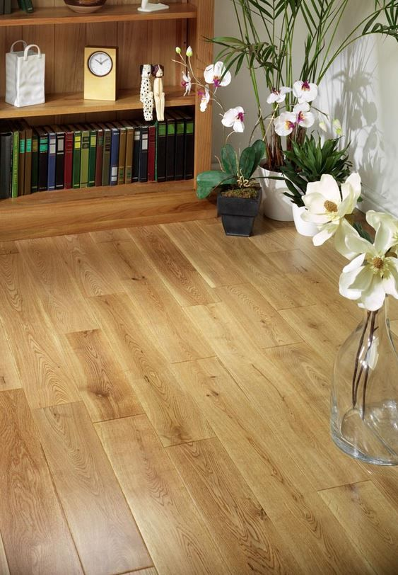Why a solid wood flooring is a good choice for homes