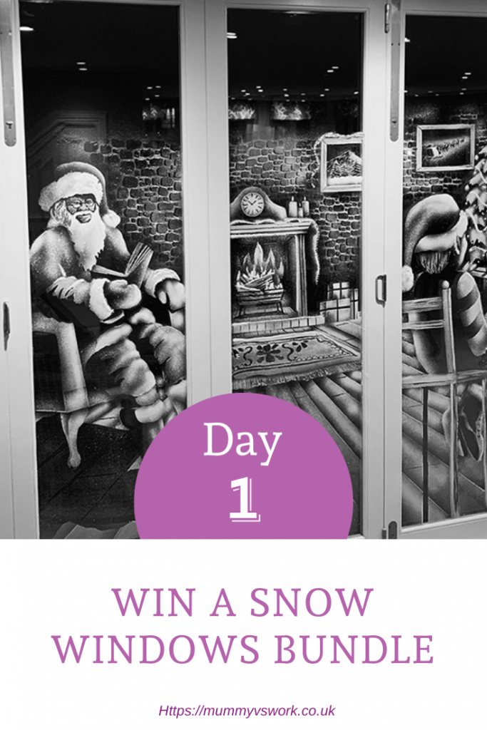 Day 1 - Day 1 - Win a Snow Windows bundle
