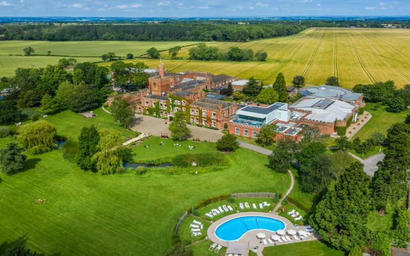 Win an Experience Day for two at award-winning Ragdale Hall Spa