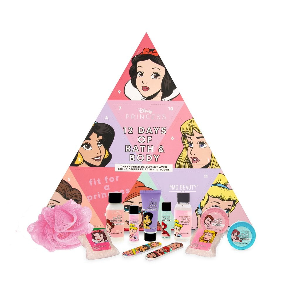 Day 4 - Mad Beauty Disney POP Princess bundle