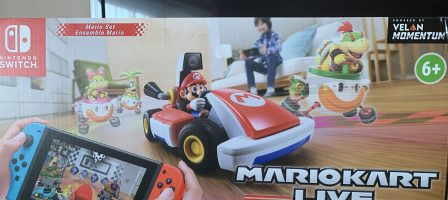 *Review* Mario Kart Live: Home Circuit
