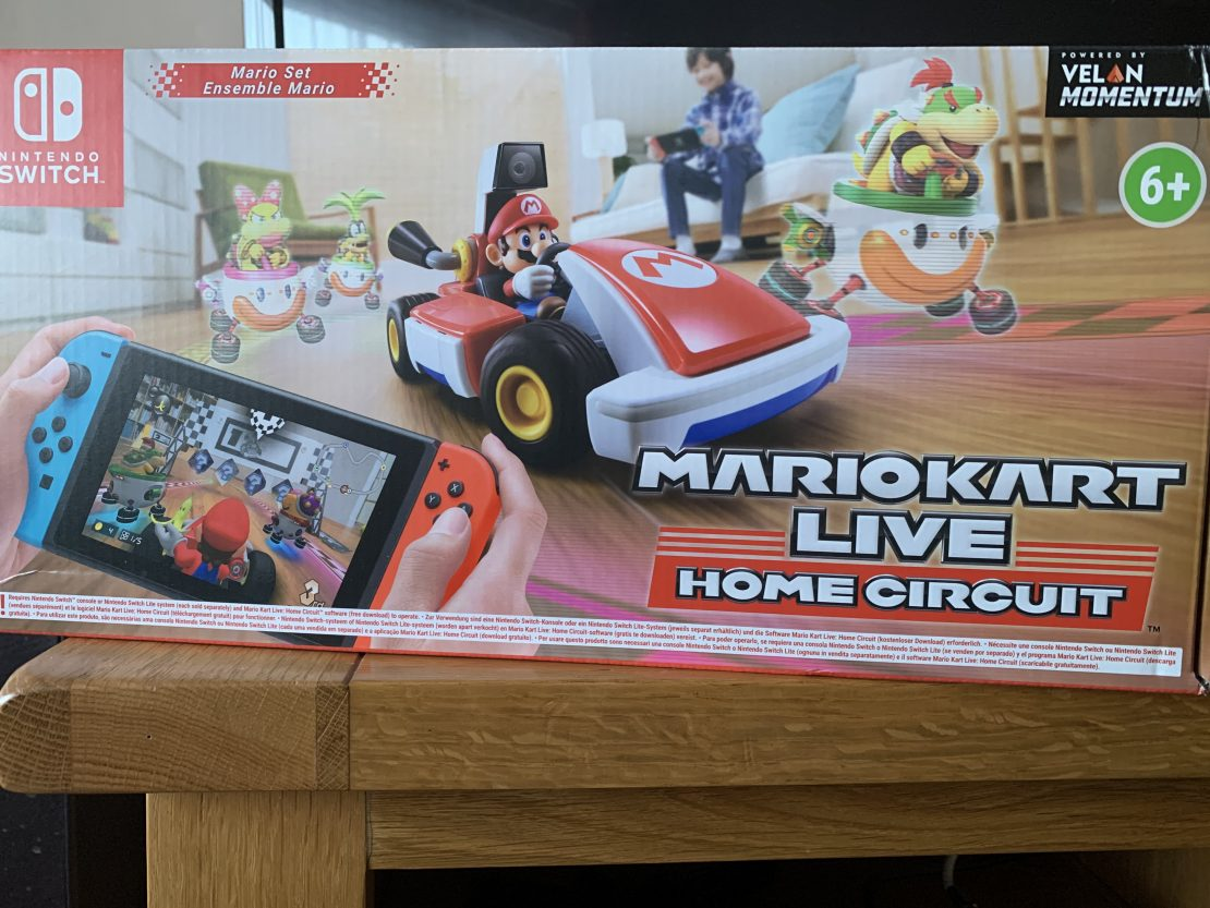 Review - Mario Kart Live: Home Circuit