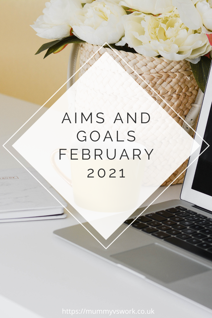 Aims and goals February 2021
