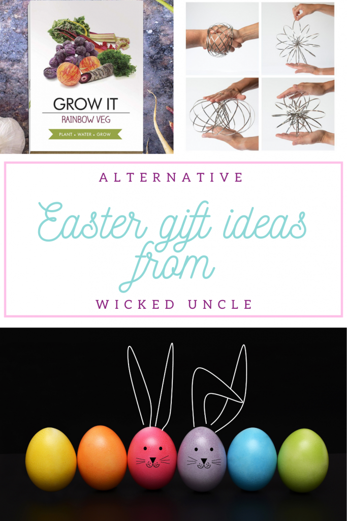 Alternative Easter gift ideas from Wicked Uncle